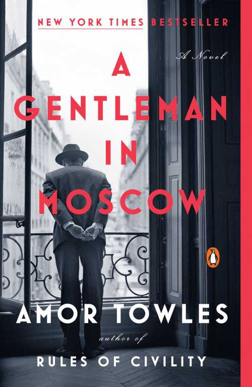 Buy A Gentleman in Moscow on Amazon