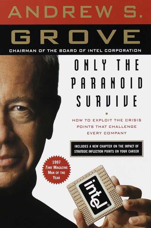 Buy Only the Paranoid Survive on Amazon