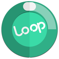 loop back logo