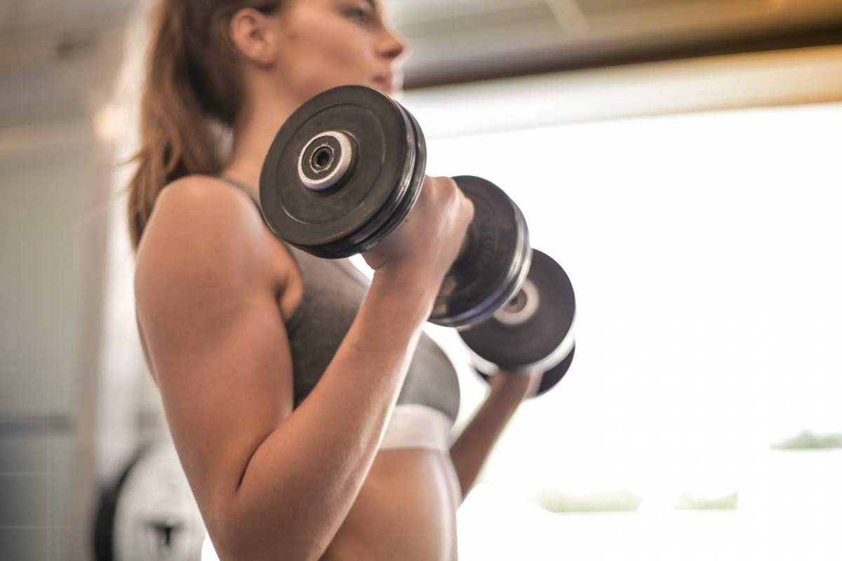 Bicep Workout For Women