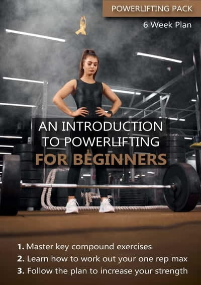 Beginners powerlifting