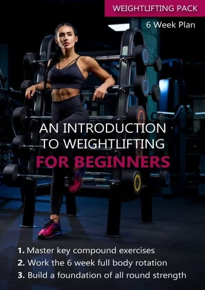 beginners weightlifting