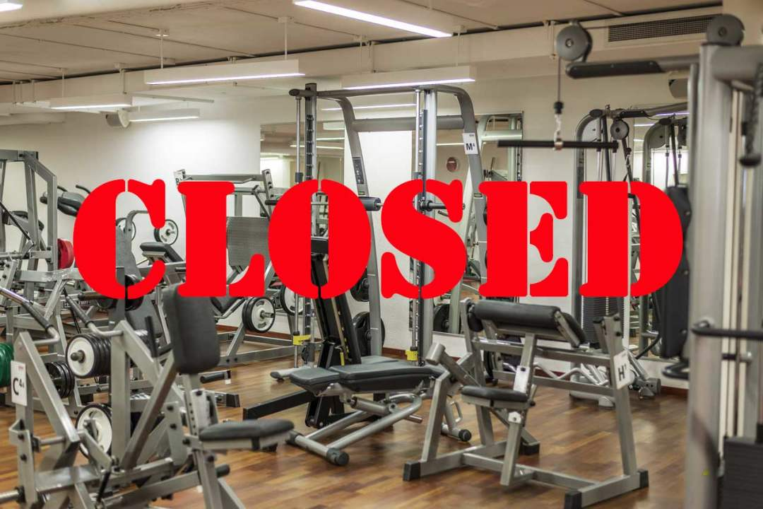 5 Things You Can Do While Your Gym Is Closed
