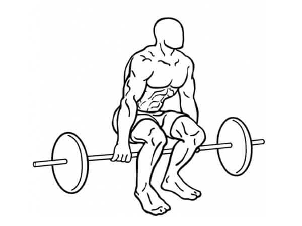 barbell-hack-squat