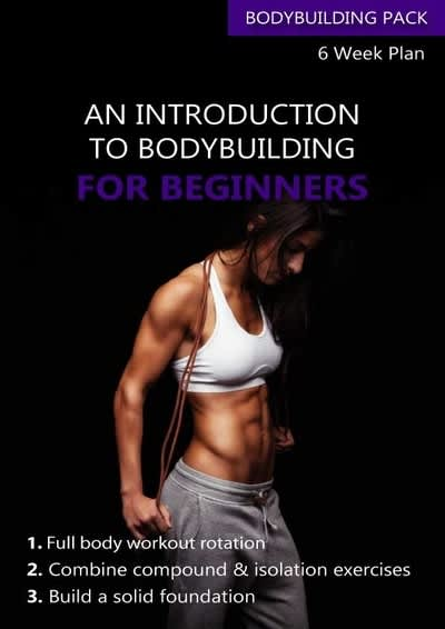 Beginners bodybuilding
