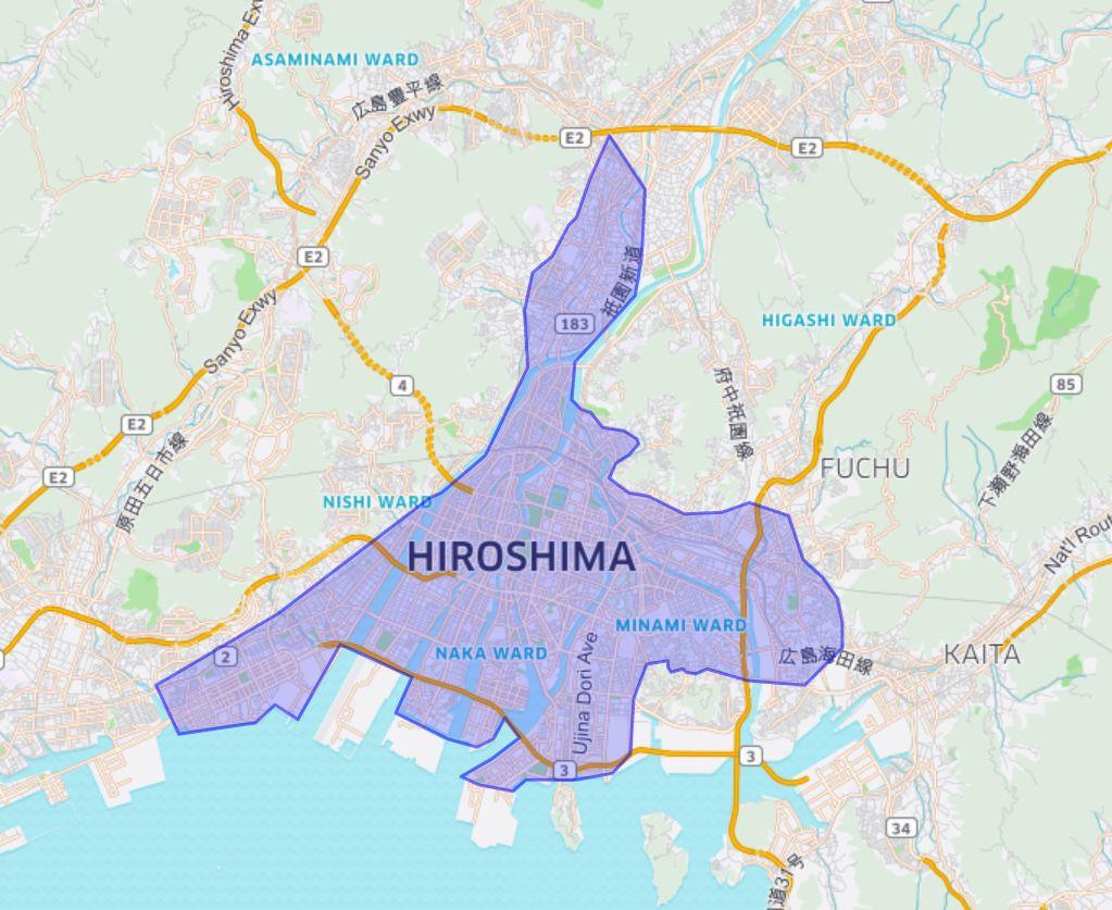 Expansion Hiroshima