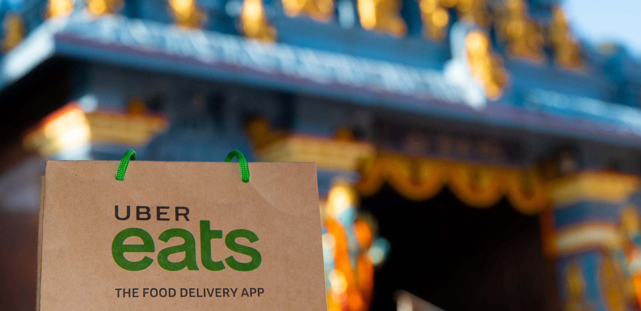 India | Uber Eats | Blog