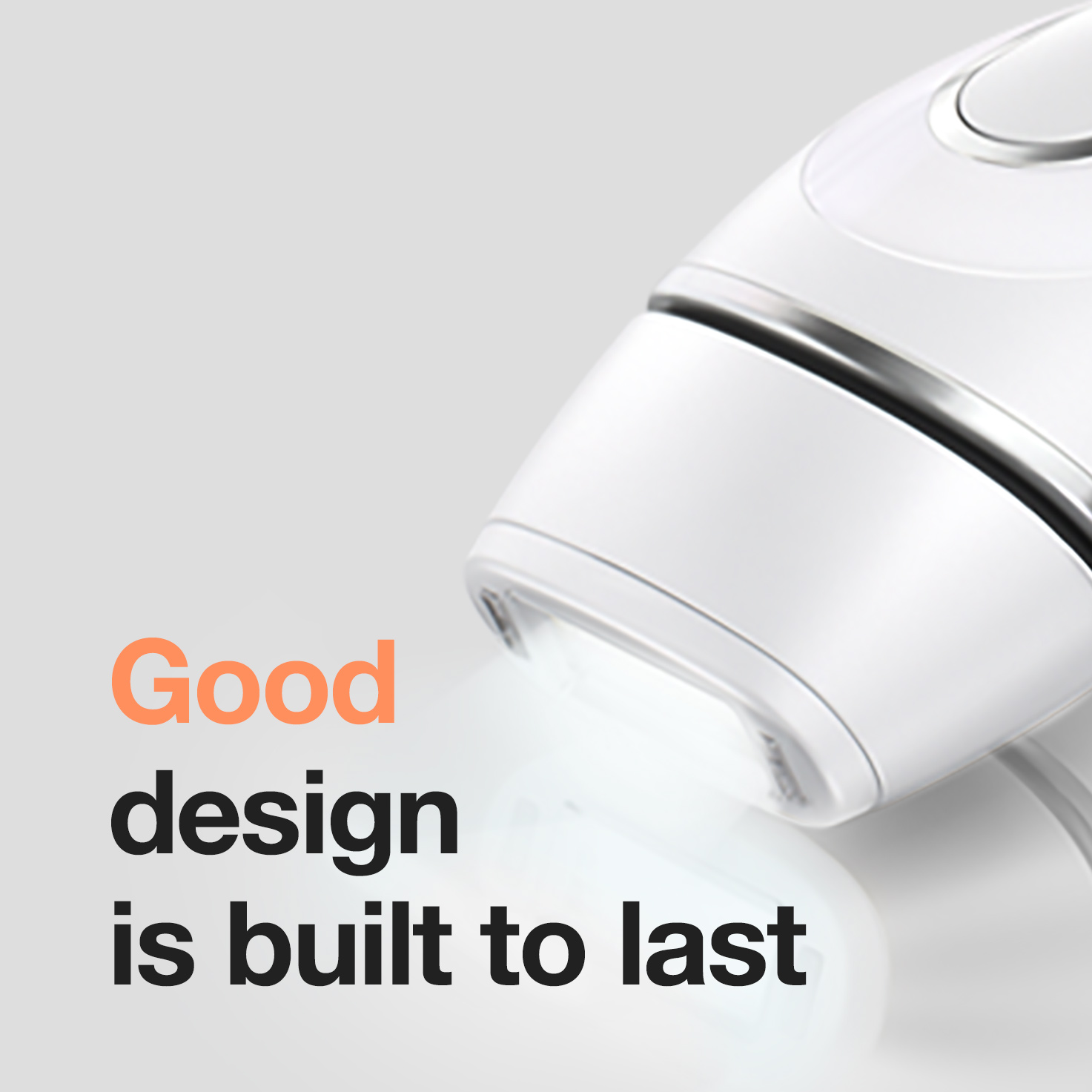 Good design is built to last