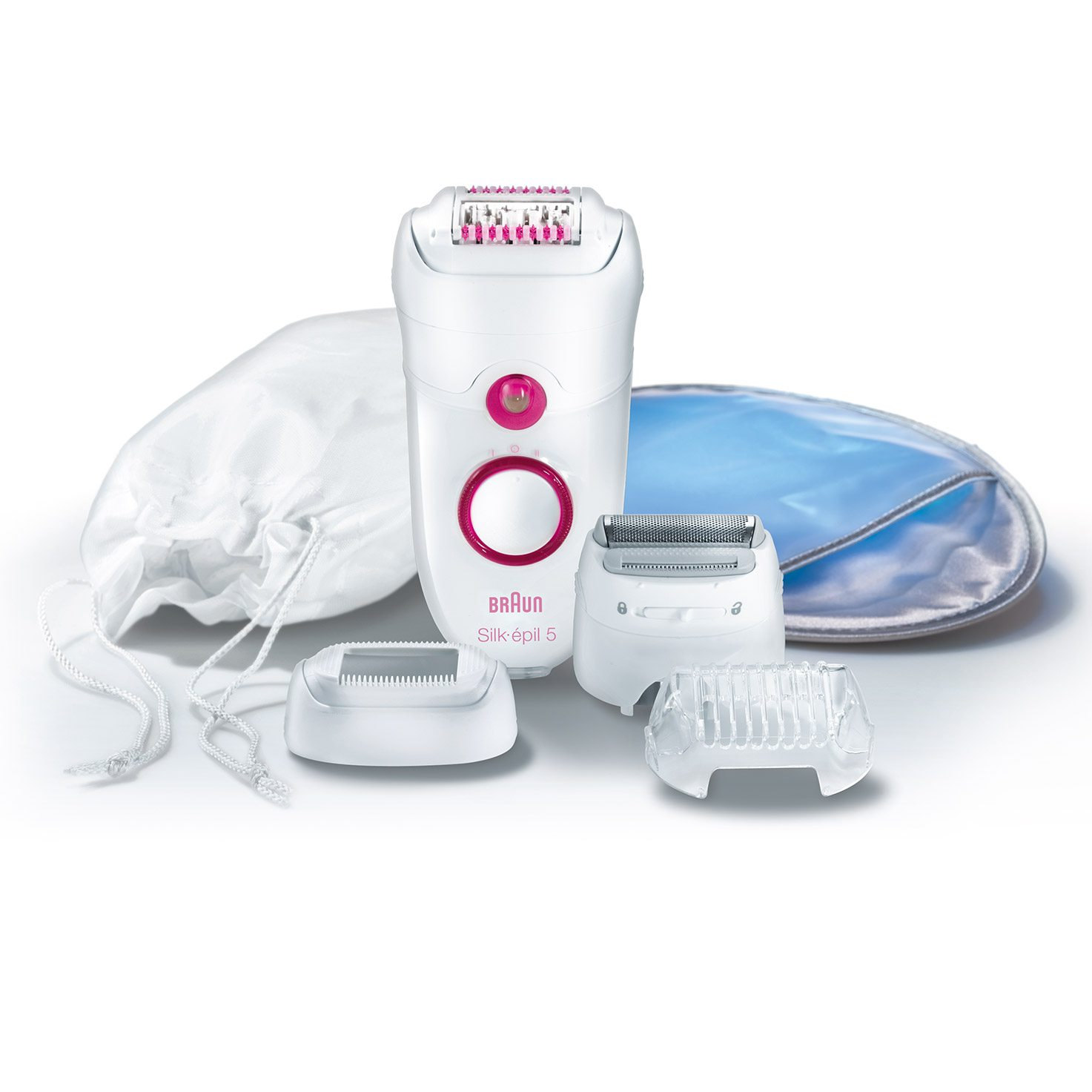 Silk-épil 5 - 5380 Legs and Body Epilator