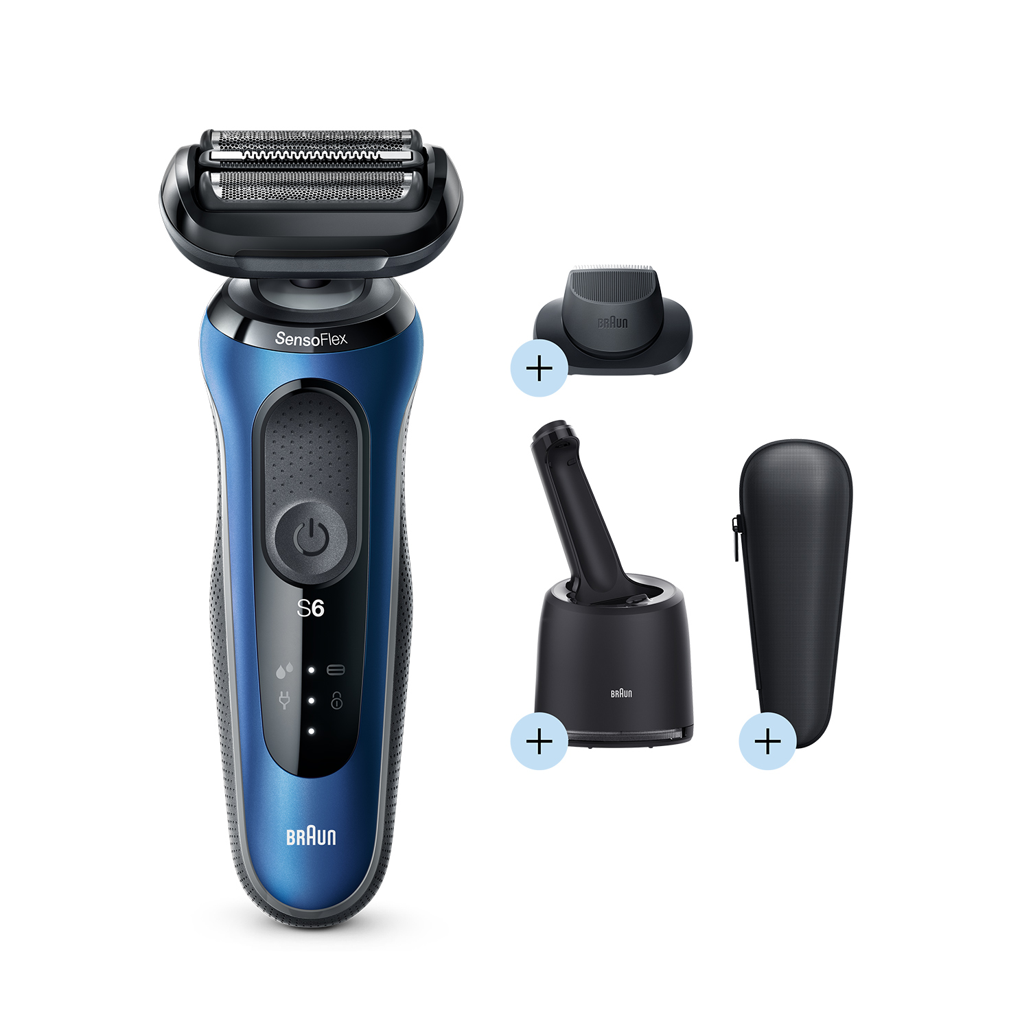 Series 6 60-B7200cc Electric Shaver