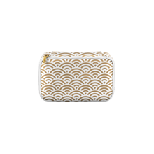 Printed beauty pouch