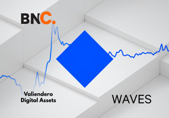 WAVES Price Analysis:  New programming language for the blockchain launches