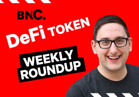 DeFi Token Weekly Round-Up - 14th October 2021