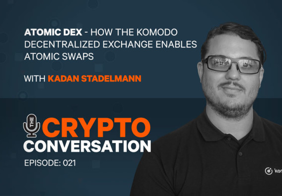 Atomic DEX - How the Komodo Decentralized Exchange enables atomic swaps