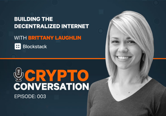 Blockstack's Brittany Laughlin guests on BNC podcast