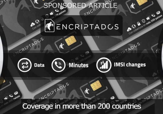 """Encrypted SIM Card """"Encriptados"""": Security and privacy for your communications"""