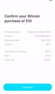 How To Buy Bitcoin With The Cash App Brave New Coin