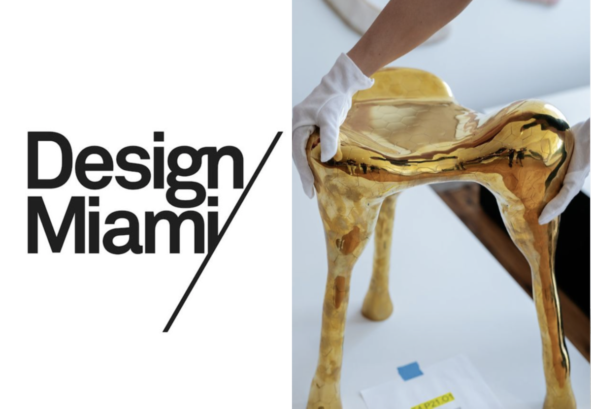 Design Miami- The Haas Brothers⁠ pour @randcompanynyc