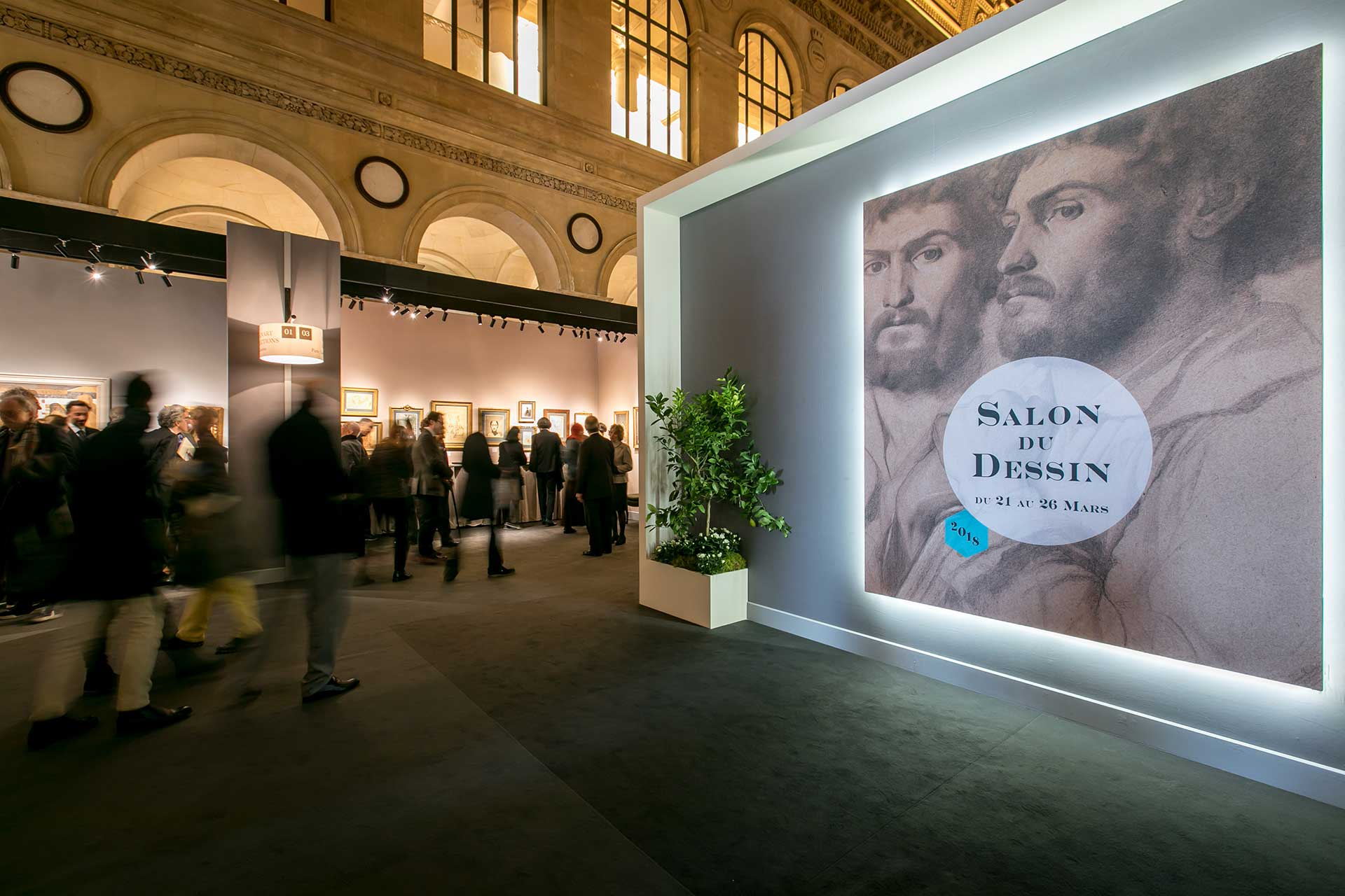 Salon du dessin paris