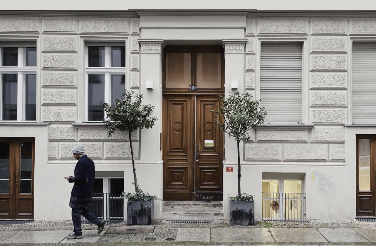 Home Office, Mulackstraße 19