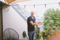 Home Landlords Stories Simon balcony