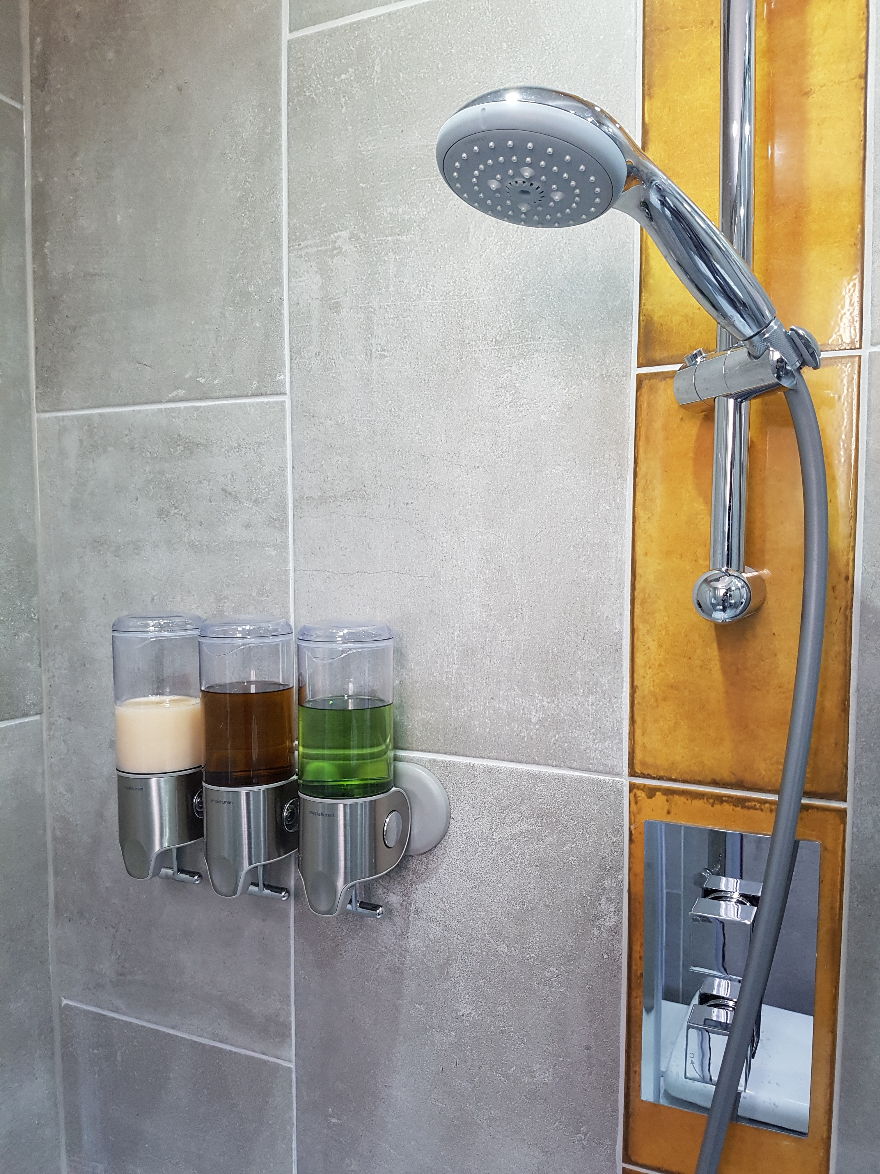 NC500 showerroom