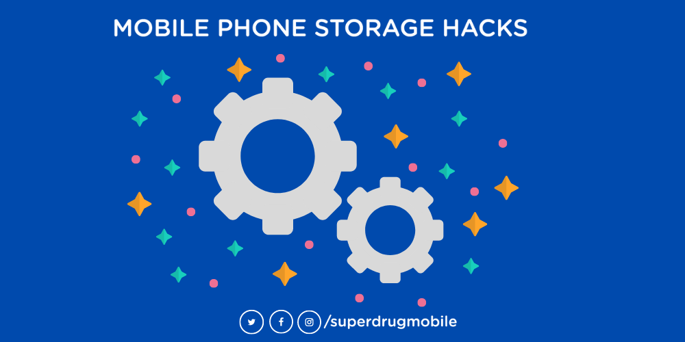3 Hacks For When You're Low On Mobile Phone Storage