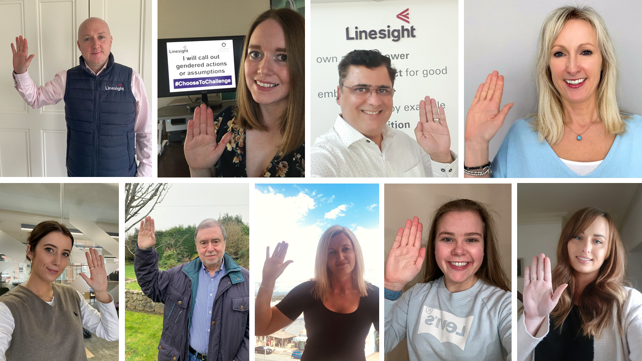 Linesight celebrates International Women's Day 2021