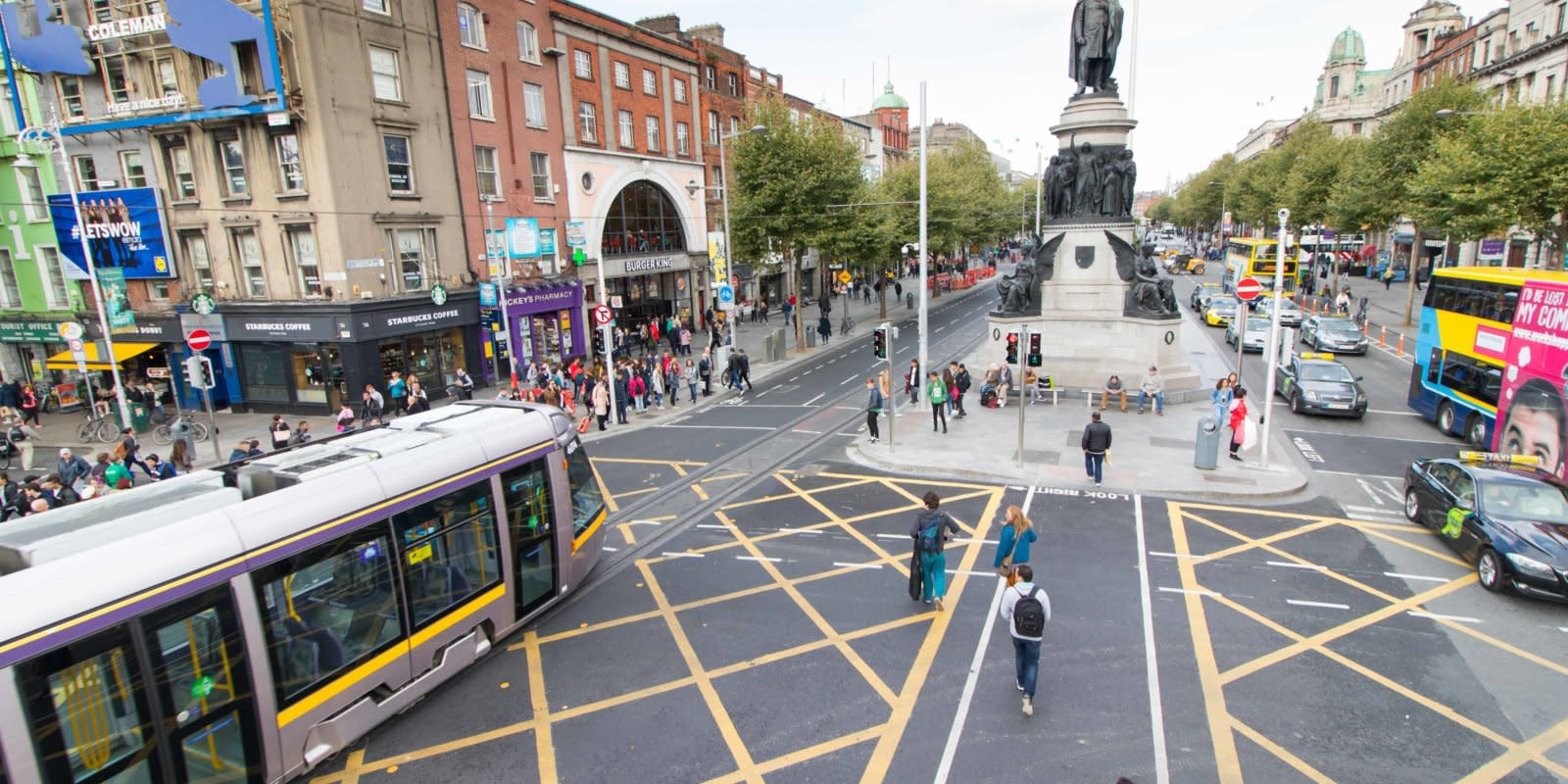 Luas-Cross-City