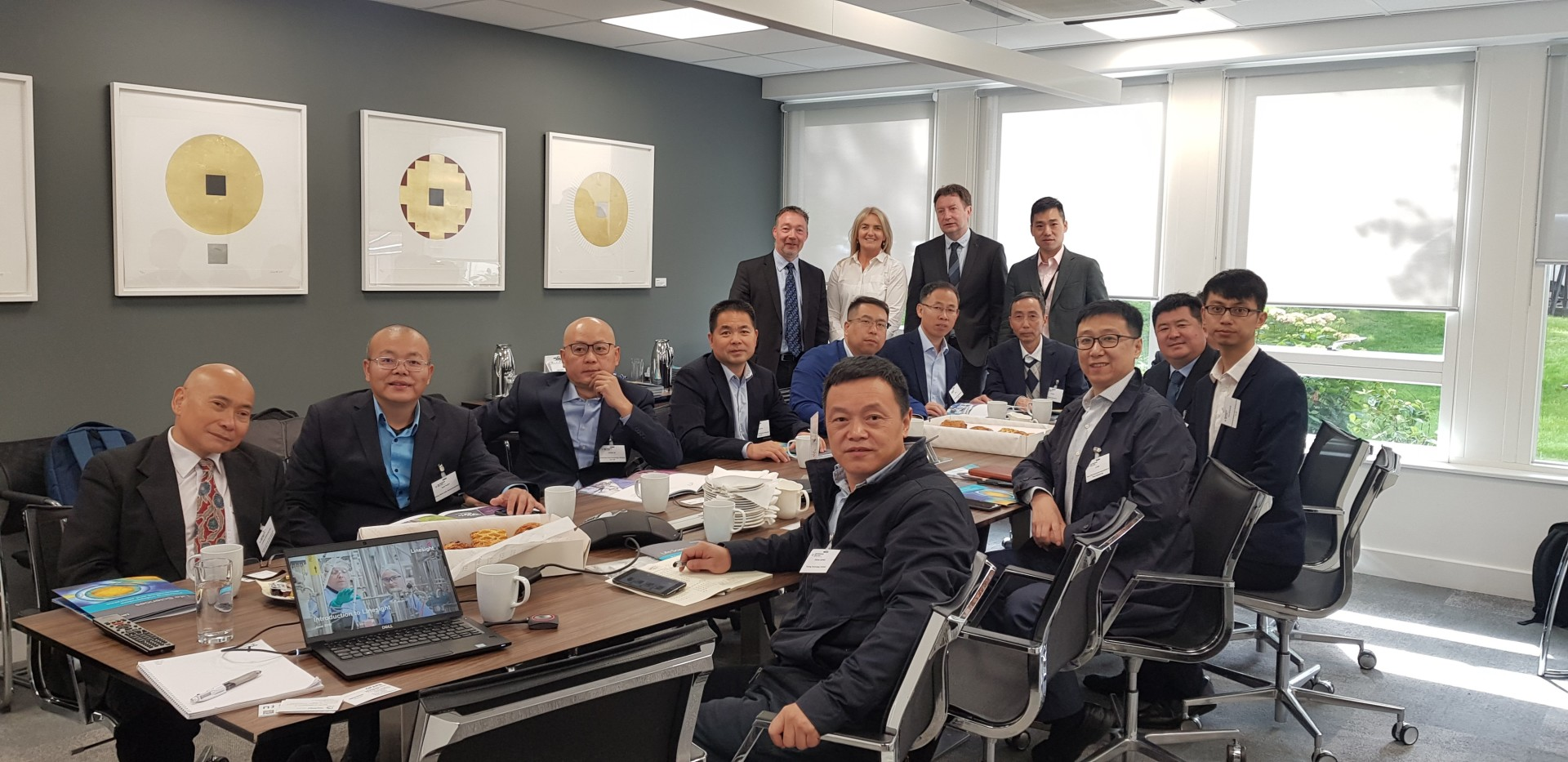 Enterprise Ireland - China delegation