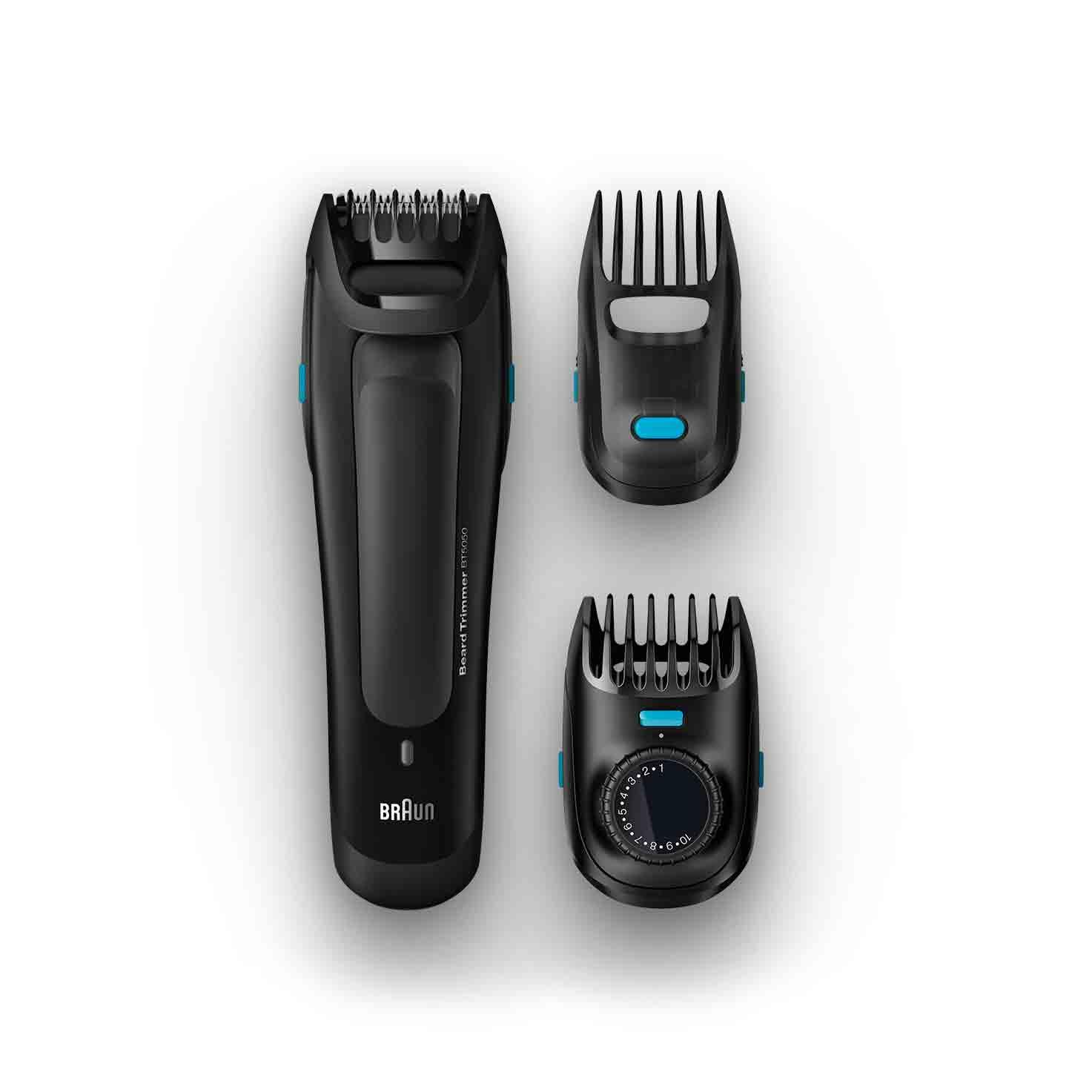 Braun Beard Trimmer Bt5050 For A Perfect Style Braun Ca