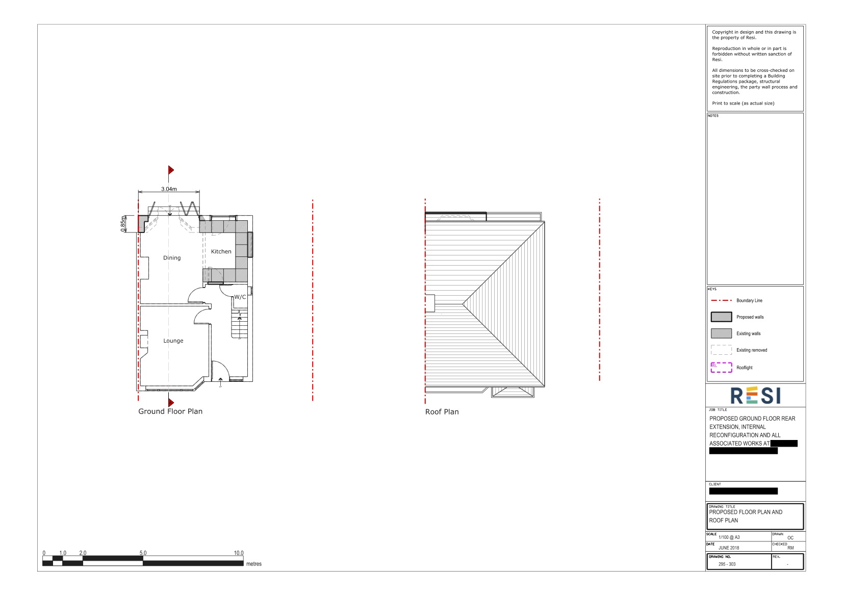 Gf architectural drawings 2   ground floor plans