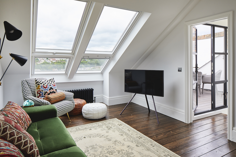 Underhill - Loft conversion