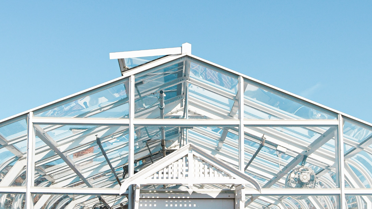 Conservatory roof   unsplash