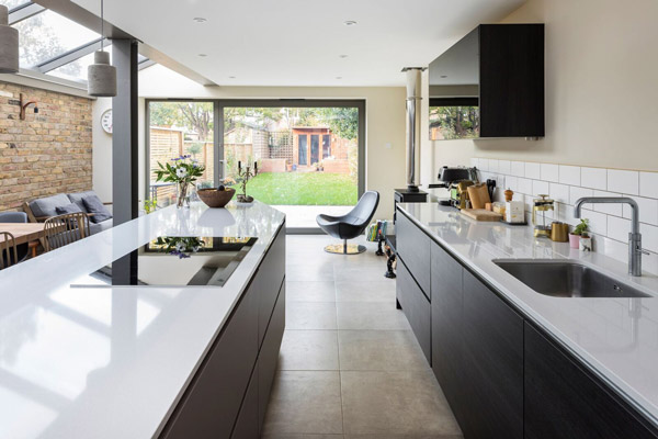 Rear Extension Ideas Open Plan Or Divided