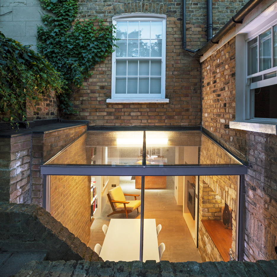 Space group architects house extension london dezeen sq