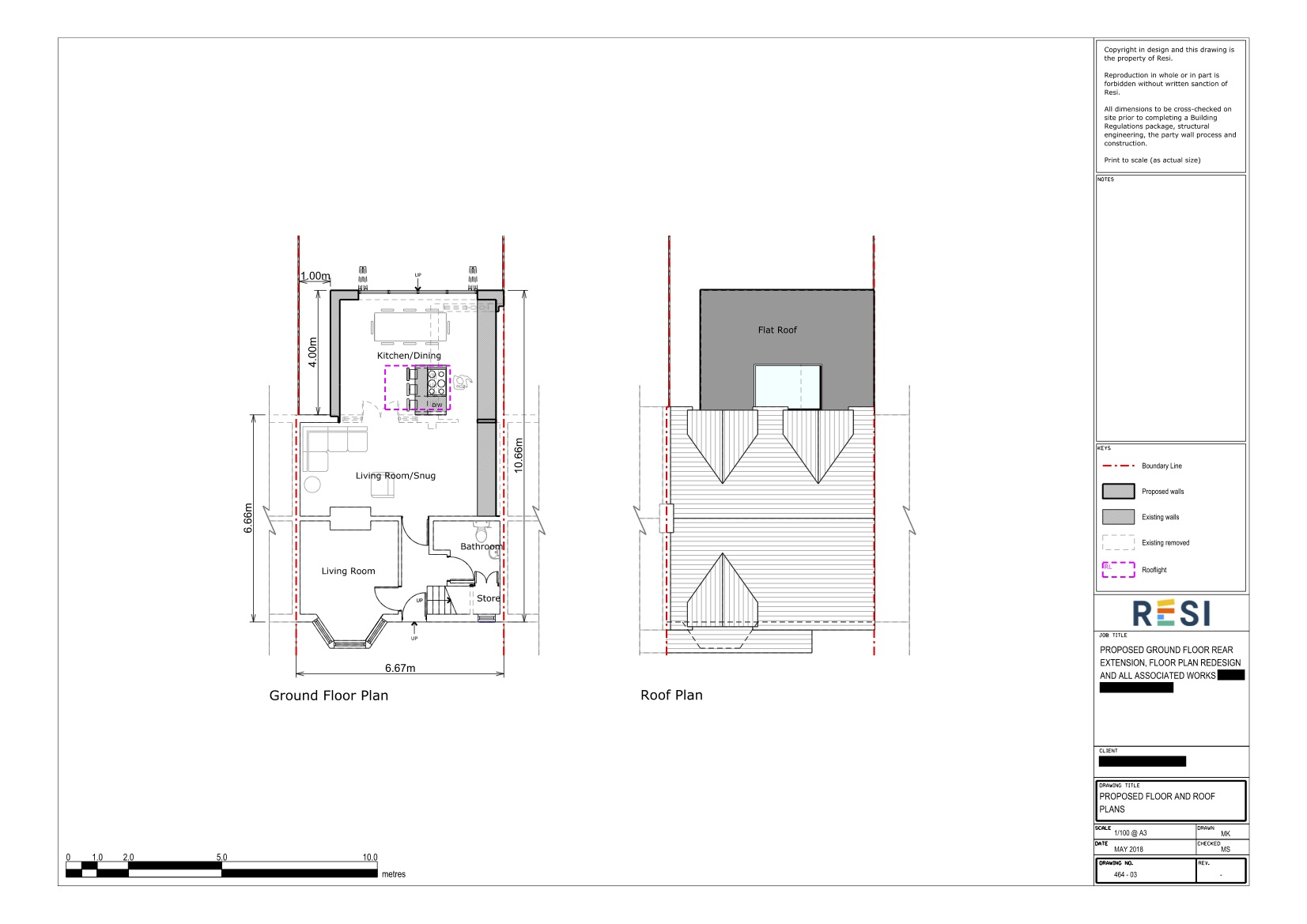 Architectural drawings 26   ground floor plans