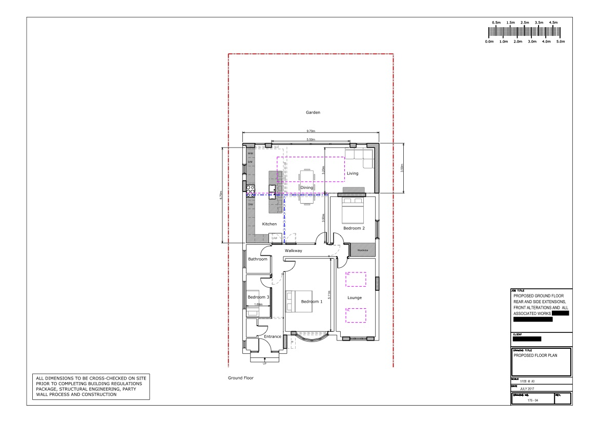 Architectural drawings 35   ground floor plans