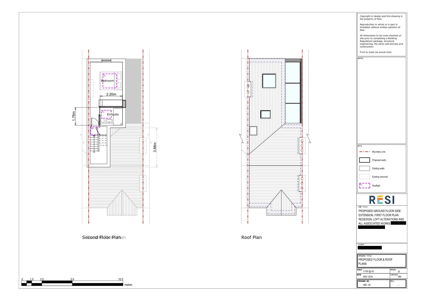 Architectural drawings rev a  loft floor plan