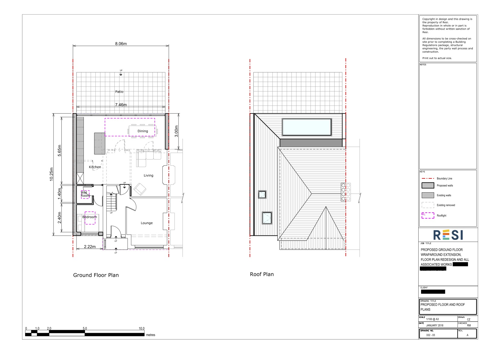 Architectural drawings 27   ground floor plans