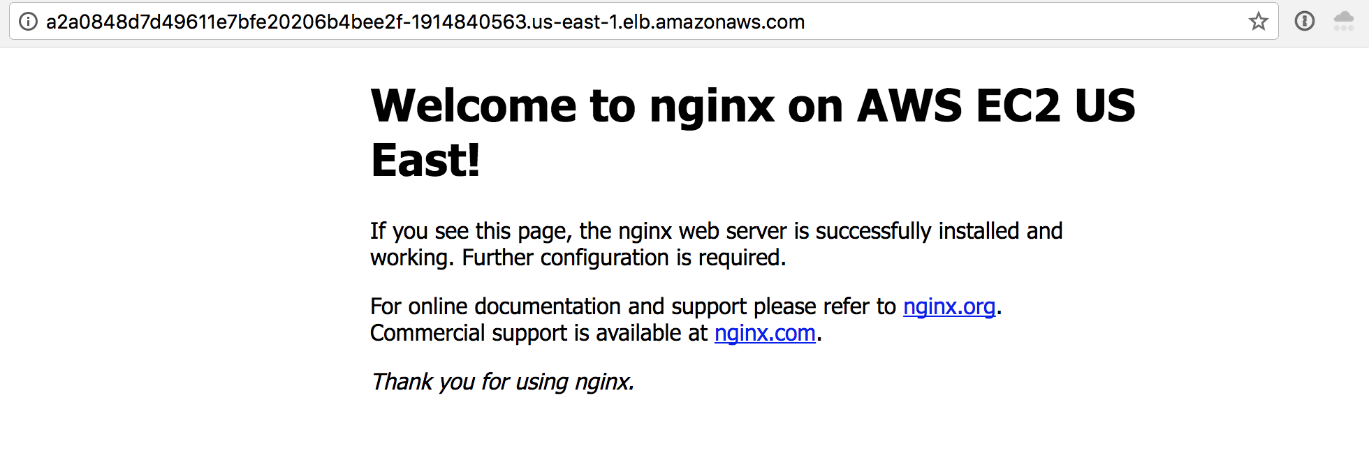 Old URL: https://support.cloudflare.com/hc/article_attachments/115003992152/Nginx_on_AWS.png Article IDs: 115003384591 | Using Kubernetes on GKE and AWS with Cloudflare Load Balancer