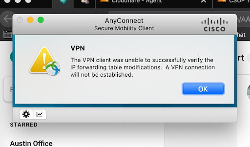 vpn screenshot
