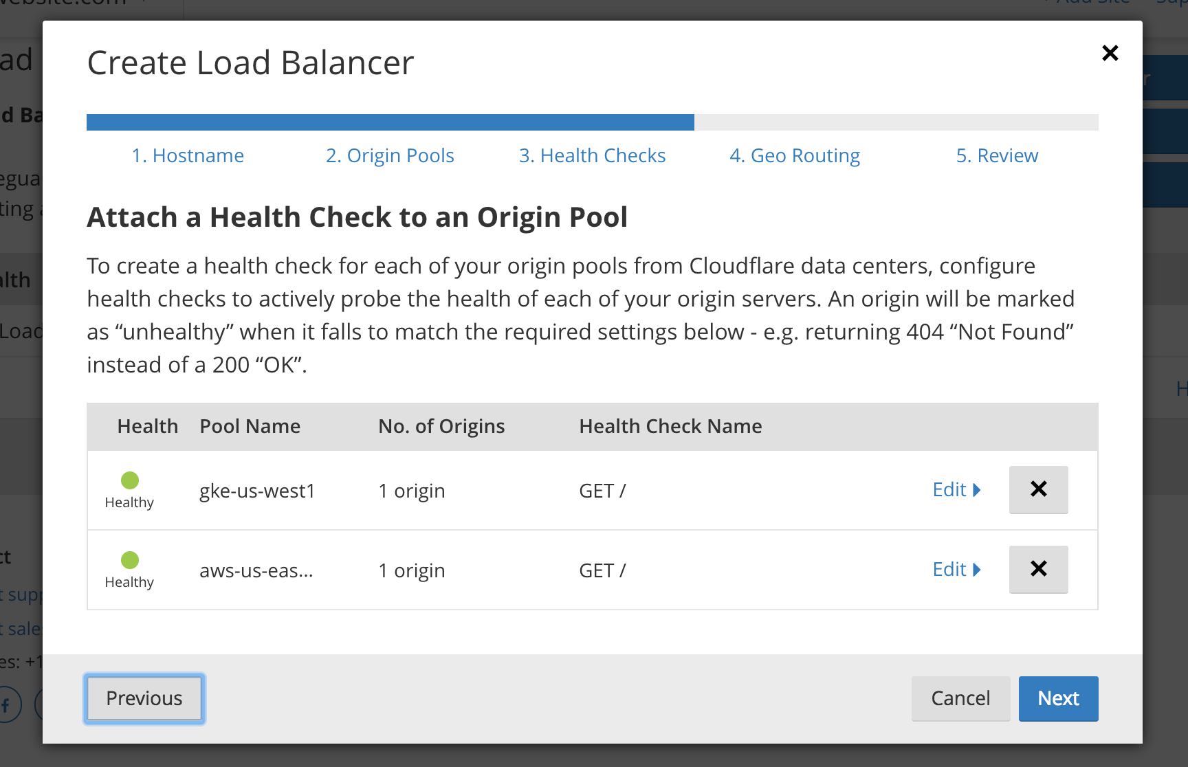 Old URL: https://support.cloudflare.com/hc/article_attachments/115003974571/CF_LB_Health_Check.png Article IDs: 115003384591 | Using Kubernetes on GKE and AWS with Cloudflare Load Balancer
