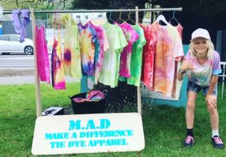 M.A.D (Make A Difference) Tie Dye Apparel  featured image