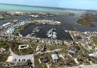 Hurricane Dorian Relief - Treasure Cay, Bahamas featured image