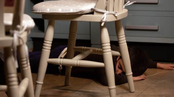 Archie unconscious - Emmerdale - ITV