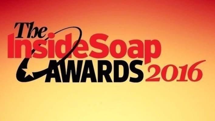 Inside Soap Awards Logo  - Emmerdale - ITV