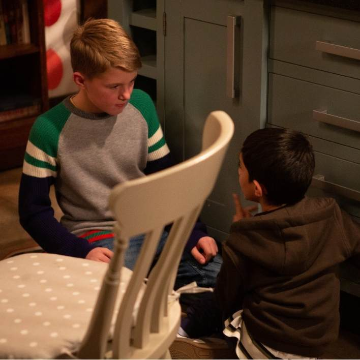 Arthur and Archie - Emmerdale - ITV