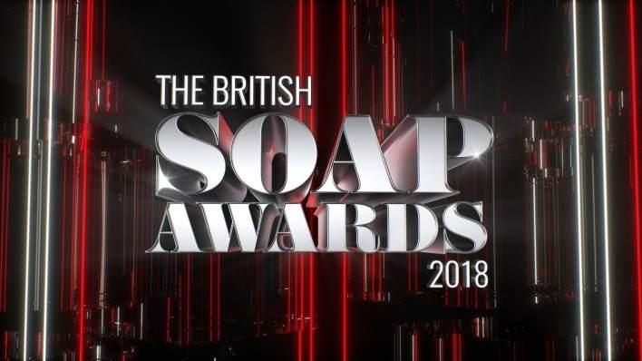 British Soap Awards 2018 - Emmerdale - ITV