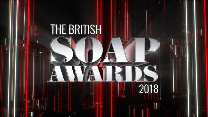British Soap Awards 2018 - Emmerdale - ITV